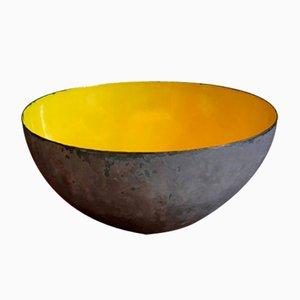 Vintage Danish Krenit Bowl by Herbert Krenchel