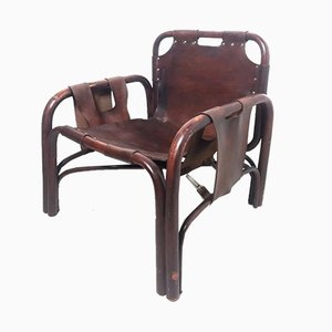 Vintage Italian Lounge Chair from Pierantonio Bonacina, 1963