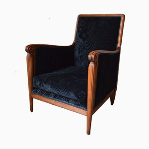 Art Deco French Armchair, 1920s