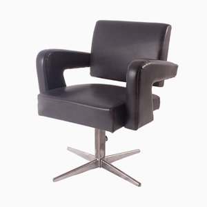 President Desk Chair by Jacques Adnet, 1959