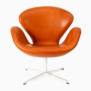Silla Swan vintage de Arne Jacobsen para Fritz Hansen
