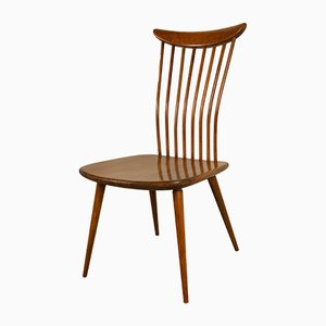 Vintage Side Chair by Bengt Akerblom & Gunnar Eklöf for Akerblom, 1950s