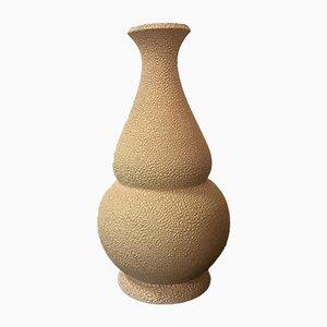 Französische Mid-Century Keramikvase von Gam