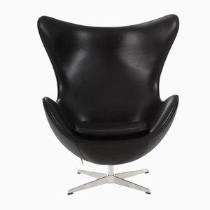 Egg chair vintage di Arne Jacobsen per Fritz Hansen