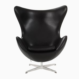 Vintage Egg Chair by Arne Jacobsen for Fritz Hansen