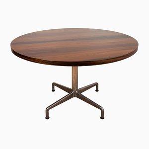 Dänischer Vintage Tisch aus Palisander & Aluminium, 1960er