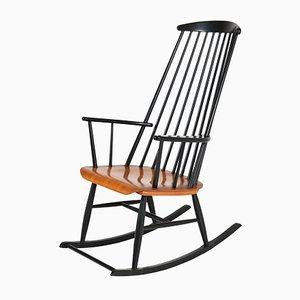 Rocking Chair Mademoiselle par Ilmari Tapiovaara, Finlande, 1960s