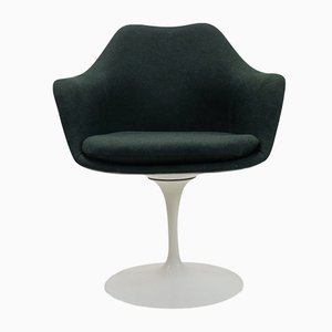 Vintage Tulip Armchair by Eero Saarinen for Knoll, 1970s