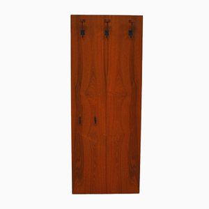 Scandinavian Teak Coat Rack, 1960s