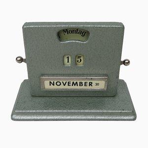Art Deco Perpetual Calendar by Jakob Maul