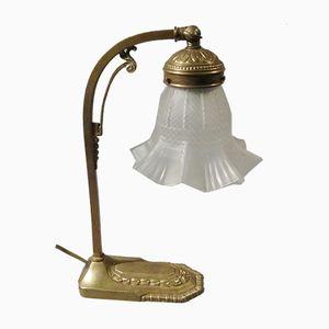 Lámpara de mesa Secesionista, década de 1900