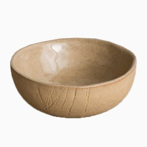 Gold Sand Dip Bowl from Kana London