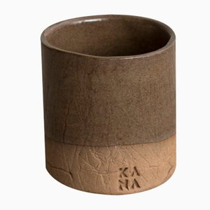 Wood Sand Mug from Kana London