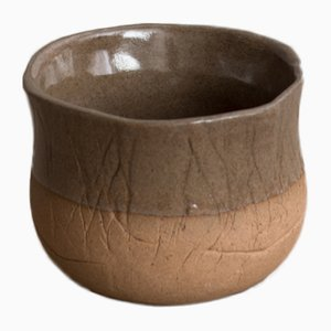 Wood Sand Tea Cup from Kana London