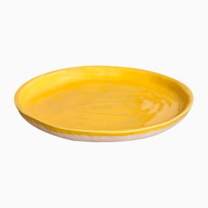 Sun Rustic Dinner Plate from Kana London