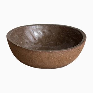 Dark Sand Salad Bowl from Kana London