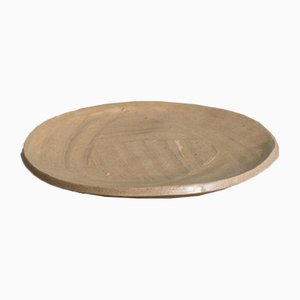 Gold Sand Deep Medium Side Plate from Kana London