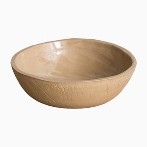 Gold Sand Salad Bowl from Kana London