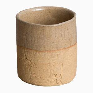 Gold Sand Mug from Kana London