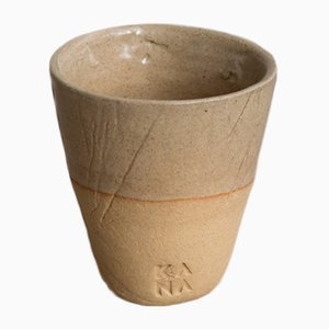 Gold Sand Espresso Cup from Kana London
