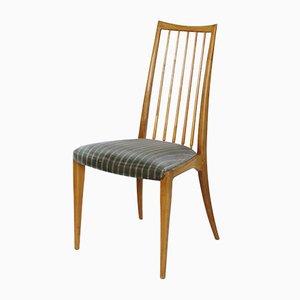 Vintage Stuhl aus Filigranarbeit von Ernst Martin Dettinger für Lübke