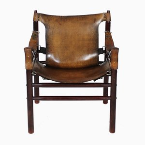 Vintage Safari Armchair
