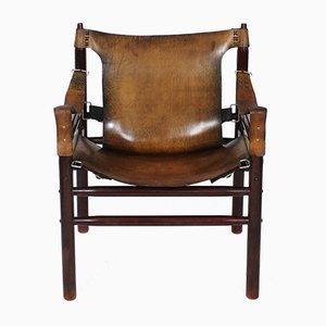 Vintage Safari Armchair