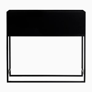 Bloom Box Black Console Table by Un'common