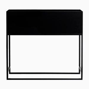Table Console Bloom Box Noire par Un'common