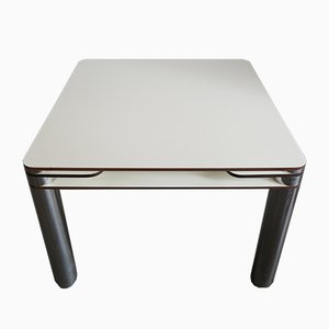 Mid-Century Italian Card Table by Joe Colombo for Zanotta, 1968