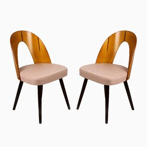 Dining Chairs by Antonín Šuman for Tatra, 1960s, Set of 2