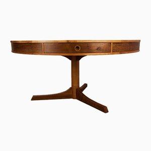 Yew Drum Tisch von Robert Heritage für Archie Shine, 1950er