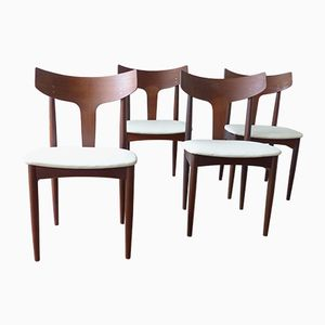 Danish Dining Chairs by Samcon, 1960s, Set of 4