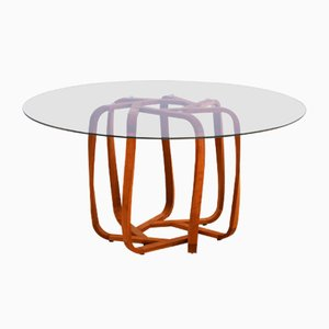 Runder Sette Tisch von Roberto Truzzolillo für Amitrani