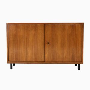 Mid-Century Walnut Wood Sideboard, 1960s