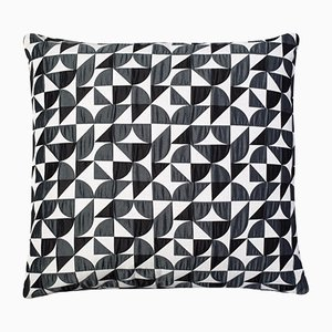 Brasilia Pattern Cushion by Casa Botelho