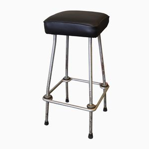 British Industrial Machinist's Stool from Admel, 1960s