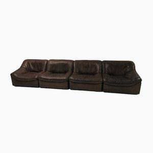 Vintage D46 Modular Sofa from de Sede, 1970s