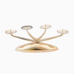 Mid-Century Ikora Candleholder from WMF, 1950s