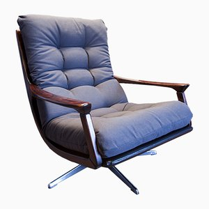 German Swiveling Armchair, 1960
