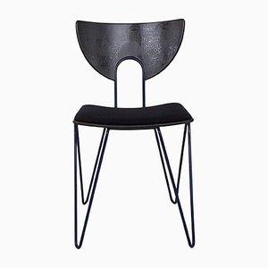 Vintage Beistellstuhl von Kusch+Co, 1980er