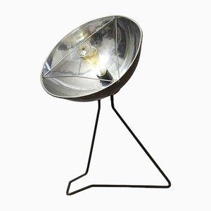 Vintage Industrial Table Lamp, 1960s