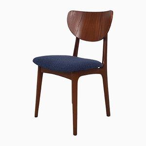 Chaise de Salon Mid-Century en Teck, Danemark, 1960s