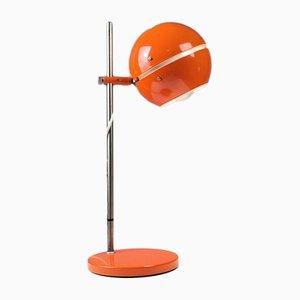 Lámpara de mesa alemana oriental de AKA VEB, años 60