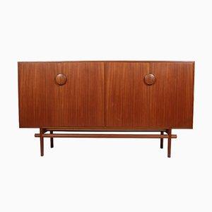 Enfilade Vintage en Teck par Tove & Edvard Kindt-Larsen pour Seffle Möbelfabrik, 1950s