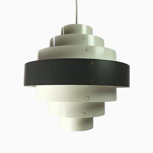 Dänische Mid-Century Deckenlampe von Preben Dal für Hans Følsgaard AS, 1960er