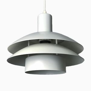 Danish Ceiling Lamp from Top Lamper, 1970s