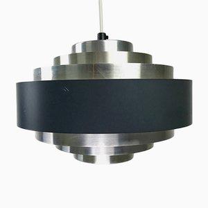 Lampada da soffitto vintage di Jo Hammerborg per Fog & Morup, Danimarca