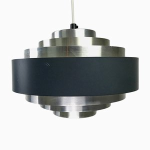 Vintage Danish Ceiling Light by Jo Hammerborg for Fog & Mørup