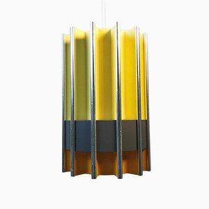Mid-Century Ceiling Light by Bent Karlby for LYFA, 1960s
